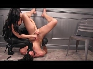 long nails strapon mistress nice slow mo