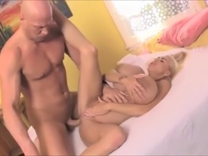 Big Fake Ass Titty Bitch Getting Fucked Hard