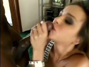 Precious angel Cytherea is so fucking hungry about black cock