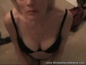 Granny Sucks Down The Young Cock
