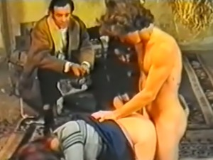 Bizarre sex compilation from old classic porn movies