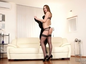 Softcore compilation video starring Victoria Daniels