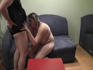 bbw amateur fucked doggy style