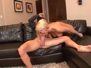 Diana Doll Blowing Him The Most Delightful Way