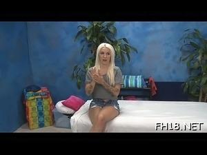 Massage porn episode scene