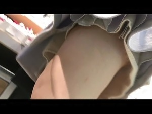 asian upskirt compilation - coed - 0027