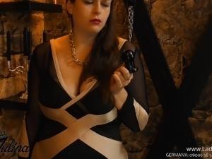 Analdehnung FemDom Anal Sissy Training bis Fisting Sklave