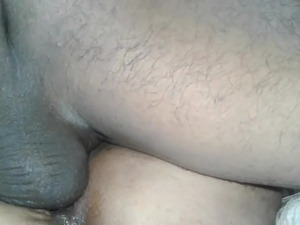 Indian wife fucking hard with oil