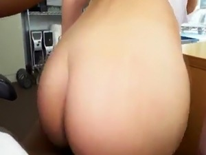 Interracial amateur facefucked with BBC
