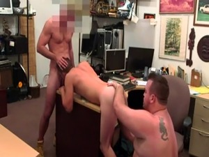 Men ass hole close up video straight gay Guy finishes up with rectal